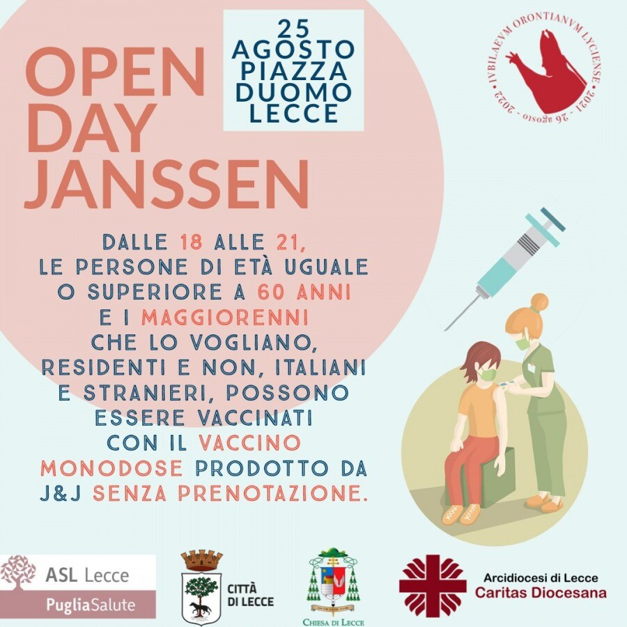 open day vaccinale 25