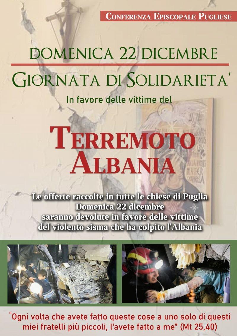 caritas puglia albania